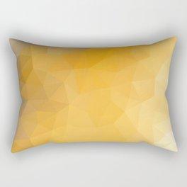 """Big city lights"" triangles design Rectangular Pillow"