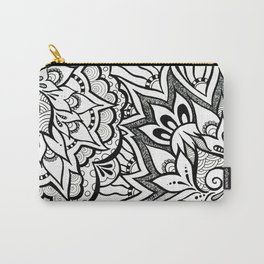 Swirling Together Carry-All Pouch