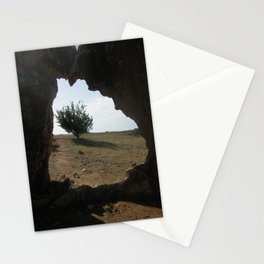 Tomb Tree Stationery Cards