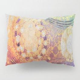 Circles Carnival Pillow Sham