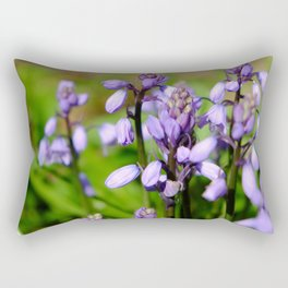 Spring purple Rectangular Pillow