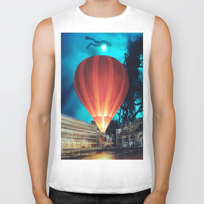 Balloon Biker Tank