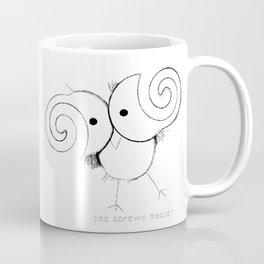 The Screwy Hooter Coffee Mug