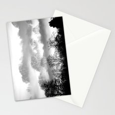 LAYERS OF MIST Stationery Cards