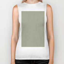 Simply Green Tea Biker Tank