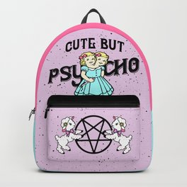 Cute But Psycho Backpack