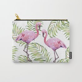 Flamingo  #society6 #buyart Carry-All Pouch