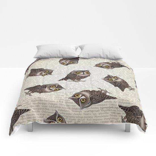 Otus pocus Comforters