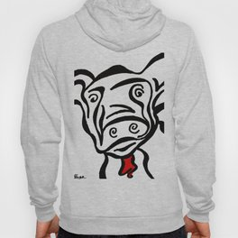 Red Cow Hoody