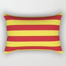 Catalunya: Catalan Flag Rectangular Pillow