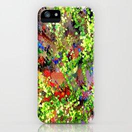 Above the Garden iPhone Case