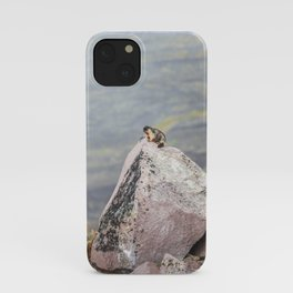 Extremal Groundhog  or King of the Mountain iPhone Case