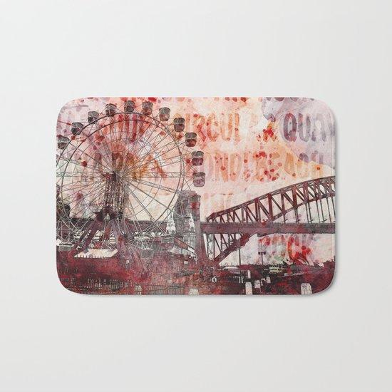 Sydney Luna Park Bath Mat