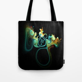 Wot's Goin' On in 'Ere? Tote Bag