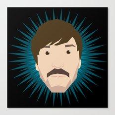 Mr. Pepper Canvas Print