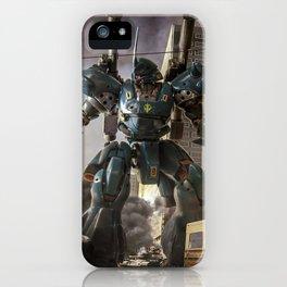 KAMPFER iPhone Case