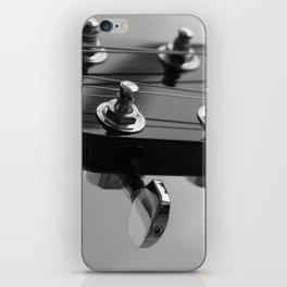 Guitar Head iPhone Skin