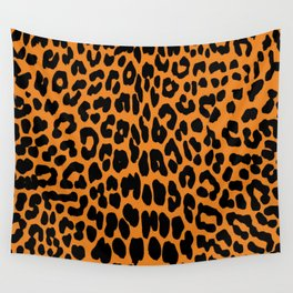 Leopard Pattern Wall Tapestry