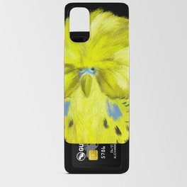 English Budgerigar Android Card Case