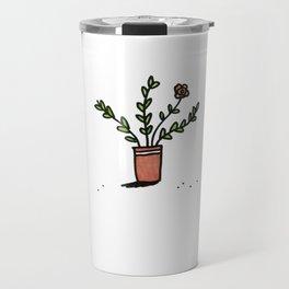 Pretty Plant 1 Travel Mug