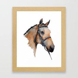 Horse #5 Framed Art Print