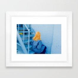 Cheyenne as me Framed Art Print