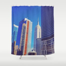 Morning Empire Shower Curtain
