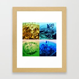 ...just a dream... Framed Art Print