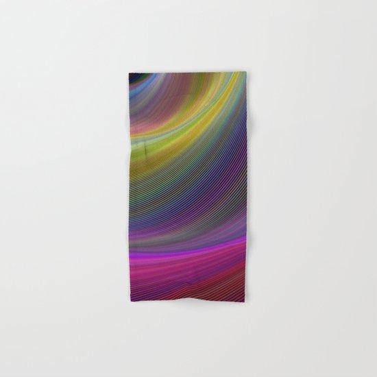 Magic waves Hand & Bath Towel