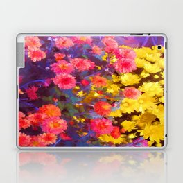 Fall Blooms Laptop & iPad Skin
