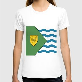 Flag of Vancouver T-shirt