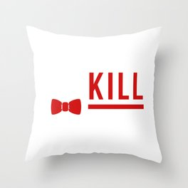 Wild West Collectables Dressed To Kill Throw Pillow