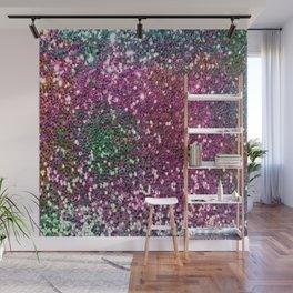 Glitter Wall Mural
