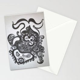 Fishy Inkling Stationery Cards