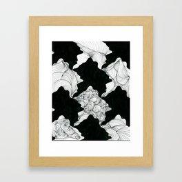 Tessellations I Framed Art Print
