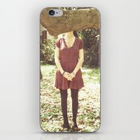 bands iPhone & iPod Skins featuring Indie Bands by Fla'Fla'