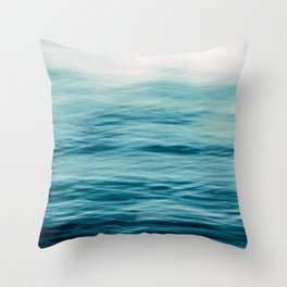 Look Up Through The Branches Towards The Sky And You May Find A Sea Throw Pillow
