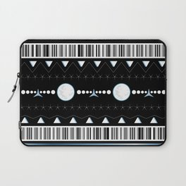 moon pattern Laptop Sleeve