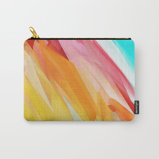 Abstract 2017 028 Carry-All Pouch