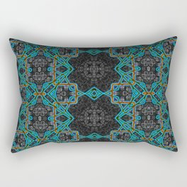 Gothic web Rectangular Pillow
