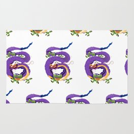 Far Eastern Dragons Rug