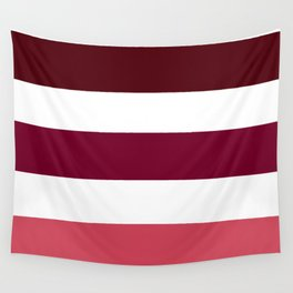 Pink Summer Pattern Wall Tapestry