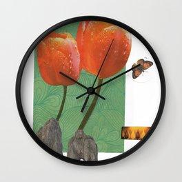 Itaca, ítaca, Ιθάκη... Wall Clock
