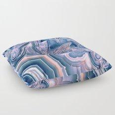 Agate ornaments Floor Pillow