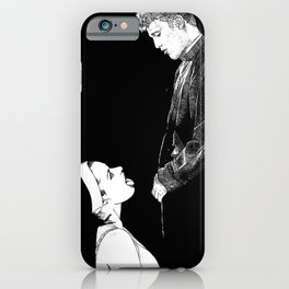 asc 274 - La possession de Marie Magdala (The possession of Mary Magdalene) iPhone Case