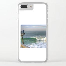 A Photograper's Dream Clear iPhone Case