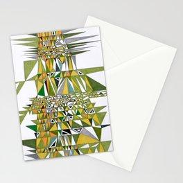 Tetris n. 4 Stationery Cards