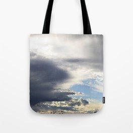 Italian clouds Tote Bag