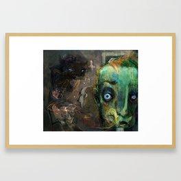 The Possession Framed Art Print
