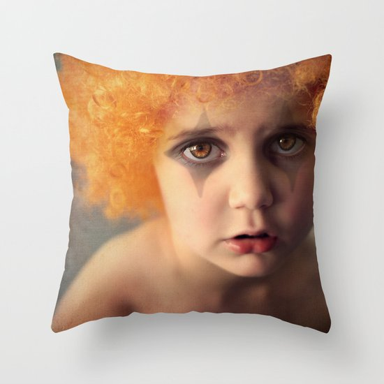Things will look better tomorrow.  Throw Pillow